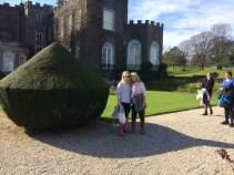 blondes rose garden castle