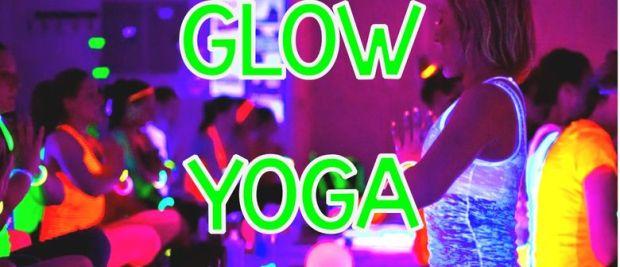 glow yoga image