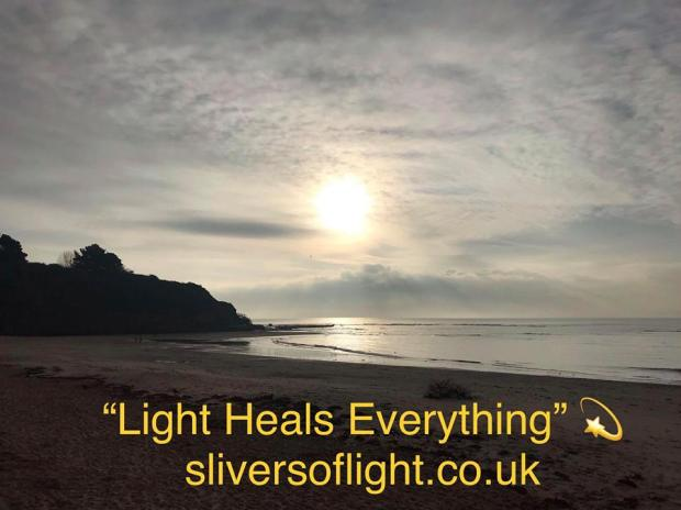 light heals everything