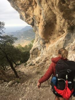 steep downhill mallorca