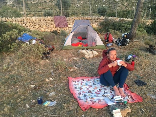 wild camp mallorca