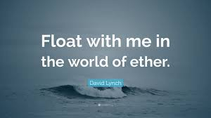 float in ether