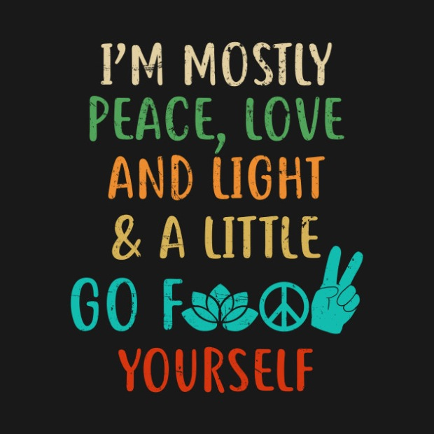peace love AND...