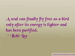 soul free as a bird